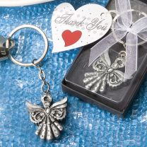 Angel Keychain Favor