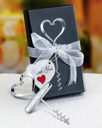 Heart Design Corkscrew