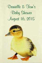 Baby Duck Shower Favor