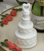 Wedding Cake Bubbles
