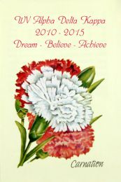 Carnation Corporate Seed Packet Favor