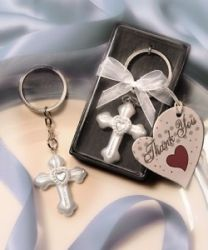 Cross Key Chain