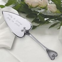 Heart Shaped Cake Server