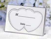 Heart Place Card Frame