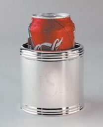 Chrome Koozie