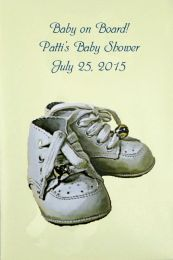 Baby Shoes Shower Favor
